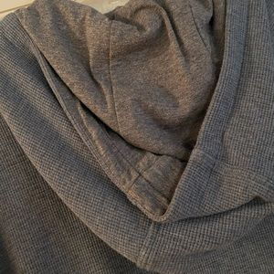 MICHAEL Michael Kors Shirts - Michael Kors hooded thermal, size large